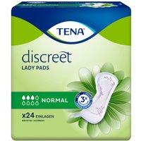 TENA LADY Discreet Einlagen normal 24 St