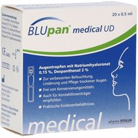 Blupan Medical UD Augentropfen 10 ml