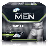 TENA MEN Level 4 Premium Fit Prot.Underw 12 St