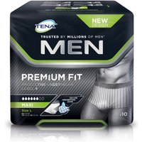 TENA MEN Level 4 Premium Fit Prot.Underw 10 St