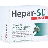 Hepar-sl 640 mg Filmtabletten 50 St