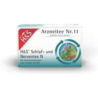 H&S Schlaf- und Nerventee N Filterbeutel 40 g