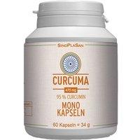 Curcuma 475 mg 95% Curcumin Mono-Kapseln 60 St