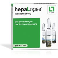 HEPA Loges Injektionslösung Ampullen 20 ml