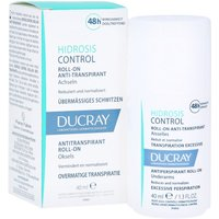 Ducray Hidrosis Control Roll-on Anti-Tra 40 ml