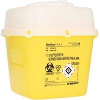 Medibox Entsorgungsbehälter 4,7 l 1 St