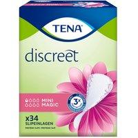 TENA LADY Discreet Einlagen mini magic 34 St