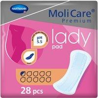 Molicare Premium lady pad 0,5 Tropfen 28 St
