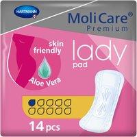 Molicare Premium lady pad 1 Tropfen 14 St