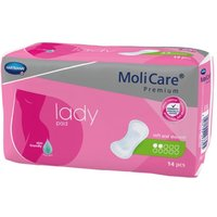 Molicare Premium lady pad 2 Tropfen 14 St