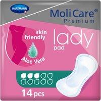 Molicare Premium lady pad 3 Tropfen 14 St