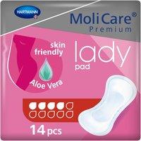 Molicare Premium lady pad 4 Tropfen 14 St