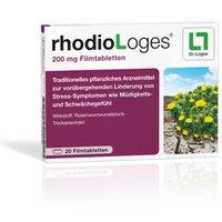 Rhodiologes 200 mg Filmtabletten 20 St