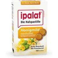 Ipalat Halspastillen Honigmild o.Menthol 160 St