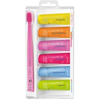 Curaprox be you Mix-Set 6-Zahnpasten+1-Z 60 ml