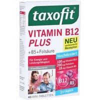 Taxofit Vitamin B12 Plus Tabletten 40 St