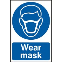 Notice Wear Mask