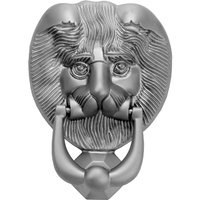 Upvc Lion Head Knocker Hardex Satin