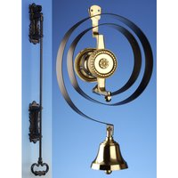 Byron Bell Pull and Traditional Bell Set
