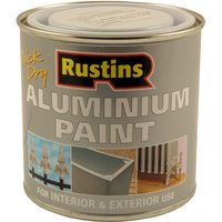 Quick Dry Aluminium Paint 250ml
