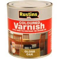 Polyurethane Gloss Varnish 500ml