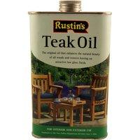 Teak Furniture Oil 500ml