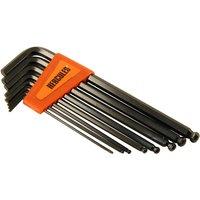 Hexkeys Wrench Set Imperial