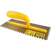 Serrated Floor Adhesive Trowel 11x4.3/4