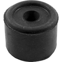 Black Rubber Door Buffer 35mm