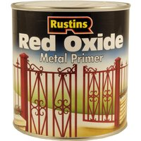 Red Oxide Metal Primer Paint 1 Ltr