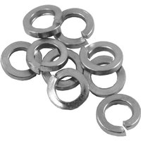 Pack of 100 Square Section Spring Washer 3mm