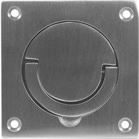 Satin Stainless Steel Flush Squash Court Handle