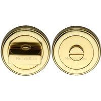 Heritage ERD7030 Brass Turn & Release 53mm