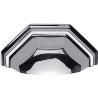 M Marcus C2768 Bright Chrome Drawer Pull