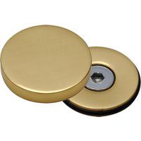 Heritage COV-12 Brass Bolt Cover Plate