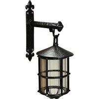 Kirkpatrick 403 Traditional Antique Style Wall Light and Bracket