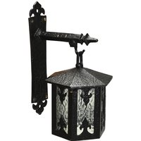 Kirkpatrick 407 Traditional Antique Style Wall Light and Bracket