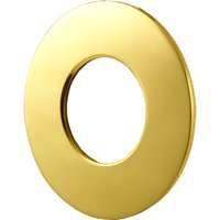 Brass Round Repair Ring for Door Handles or Cylinders