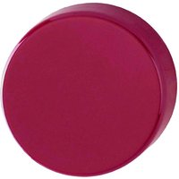 Nylon Blank Claret Keyhole Cover in Pairs