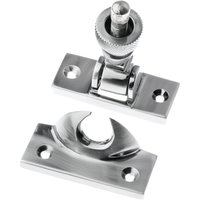 Polished Pewter Brighton Window Fastener