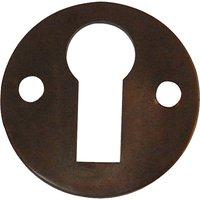 Dark Bronze Key Hole Cover 32mm