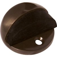 Dark Bronze Floor Mounted Door Stop