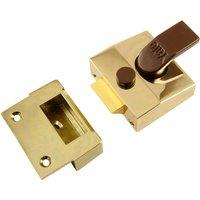 Small Style Double Lock Yale Lock 85 Brasslux