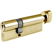 5 Pin Offset Key and Turn Euro Cylinder