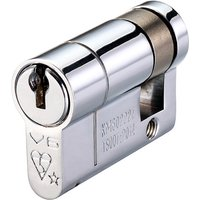BS Kitemarked Single Key Euro Cylinders 6 Pin