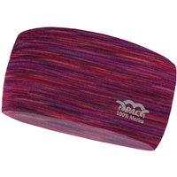 P.A.C P.A.C. Merino Headband Stirnband rot Gr. XS