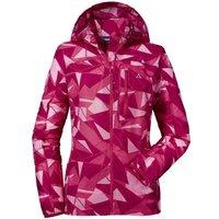 Schöffel Windbreaker Jacket AOP Damen Windschutzjacke pink