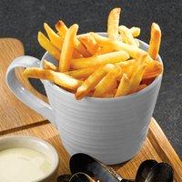 Art De Cuisine Rustics Snug Mug White 12oz / 340ml (Single)