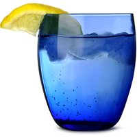 Cobalt Blue Old Fashioned Tumblers 12.25oz / 350ml (Case of 24)