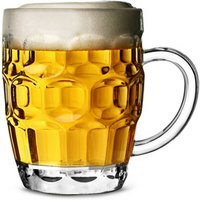 Polycarbonate Plastic Dimple Pint Tankards CE 20oz / 568ml (Case of 40)